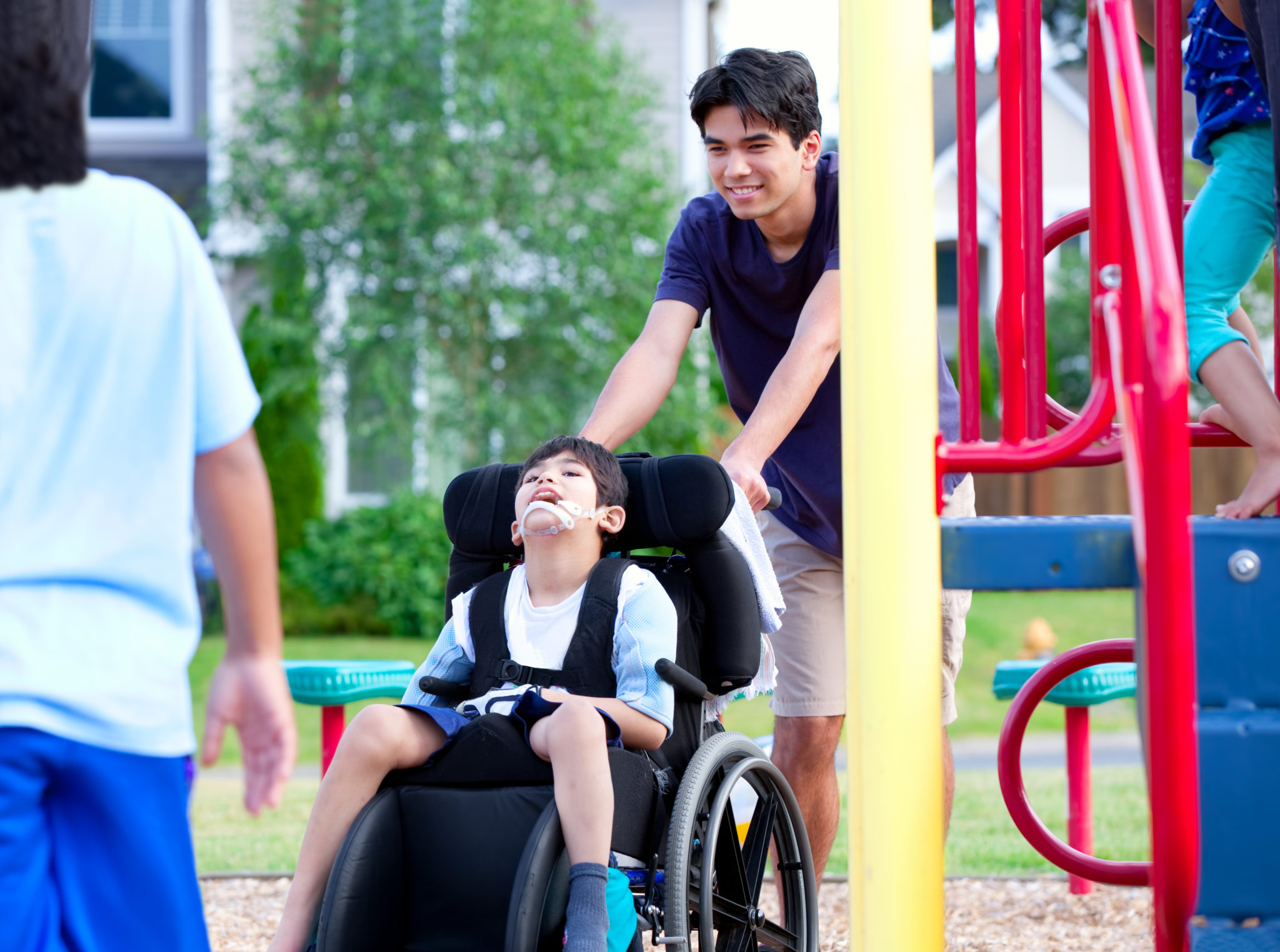CARING FOR YOUR LOVED ONES WITH SPECIAL NEEDS