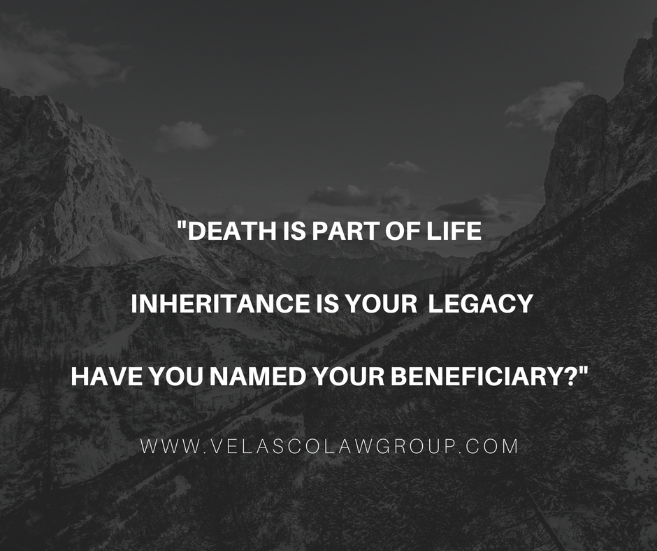 Estate Planning Tips: Naming a Beneficiary in an Estate Plan